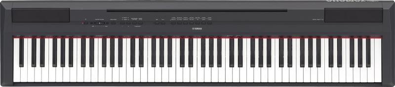 造韻樂器音響-JU-MUSIC- YAMAHA P125 88鍵 電鋼琴 含 琴椅 譜板 延音踏板 P-125
