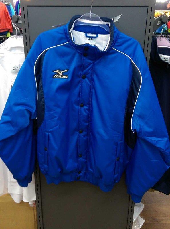MIZUNO美津濃寶藍/中華隊藍防風防潑水棒球外套(52WM-38022)特價1890元~12強賽可參考