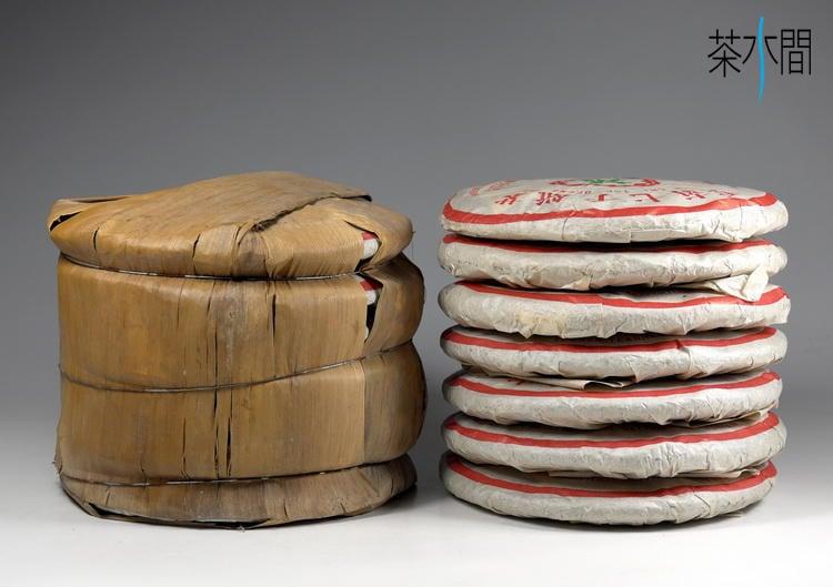茶舖-10,綠印,陳年普洱茶餅,棗香7262配方熟茶,通過農藥殘留檢驗測試合格,健康養生,一定瘦作者黎時國〔老茶房〕推薦