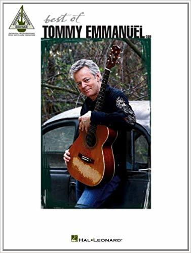 【Artists系列】Best of Tommy Emmanuel