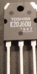 [二手拆機][含稅]K20J60U TK20J60U K20J60T 原裝進口拆機件 品質包好