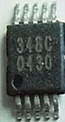 [二手拆機][含稅]CS4348-CZZ 348C TSSOP8   品質保證