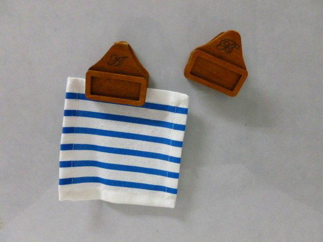 *姑姑熊*~日本帶回~居家雜貨~木製~簡約原木色磁鐵照片夾子~便條~留言~
