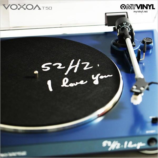 [黑膠唱片同好會] VOXOA T50 全自動黑膠唱盤 魏德聖 電影紀念版 *出清價 / 唱片機 唱機