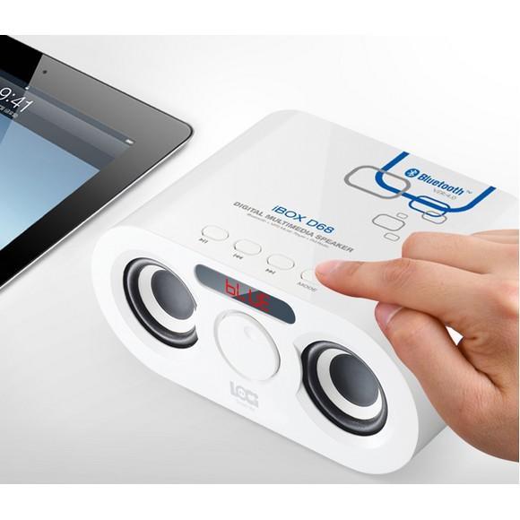 迷你插卡音箱U盤mp3音樂播放機戶外放可擕式小音響收音機