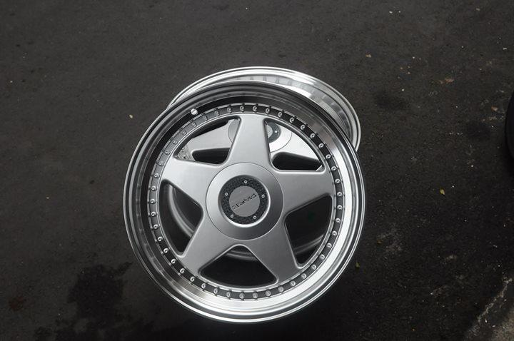 17X7.5 4H108 4H100 ET35 Peugeot 308 408 swift fit