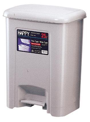 強強踏式紙桶(25L垃圾桶) 腳踏掀蓋式垃圾桶 資源回收桶 大垃圾桶 分類桶 桃園可自取