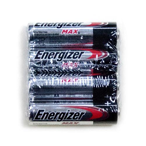 買十送一3號電池AA電池勁量Energizer鹼性電池(收縮4入)