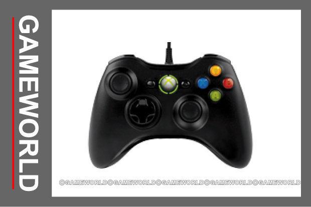 【缺貨】*黑色*有線控制器手把遙控器(XBOX360周邊)~~【電玩國度】