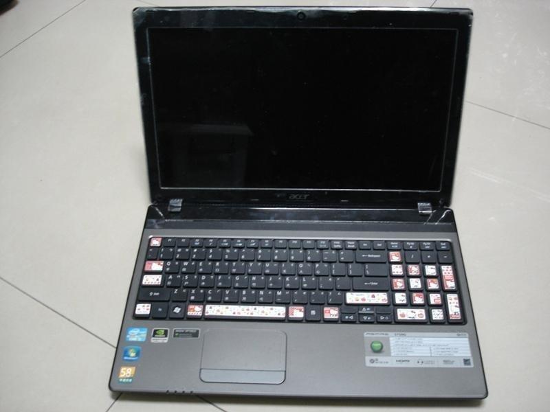 ~軒林數位科技~ACER 5750G故障維修_過電不開,開機無畫面維修,筆電維修.螢幕破裂更換維修