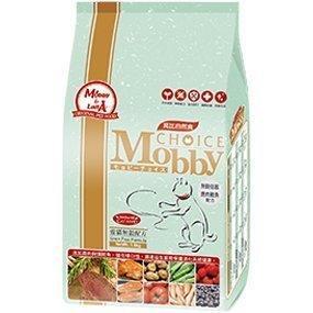 莫比 Mobby 無穀貓 鹿肉鮭魚6.5kg