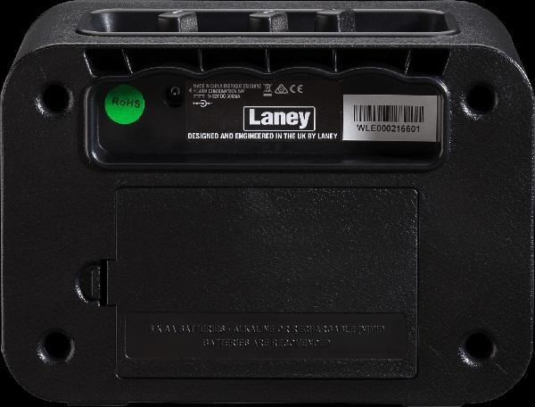 造韻樂器音響- JU-MUSIC - Laney Mini IRON 音箱 吉他音箱 迷你音箱 可電池 公司貨免運!