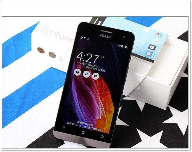 ASUS ZenFone5  (A501CG .8G) 空機價  雙卡雙待《台灣原廠公司貨》黑色款
