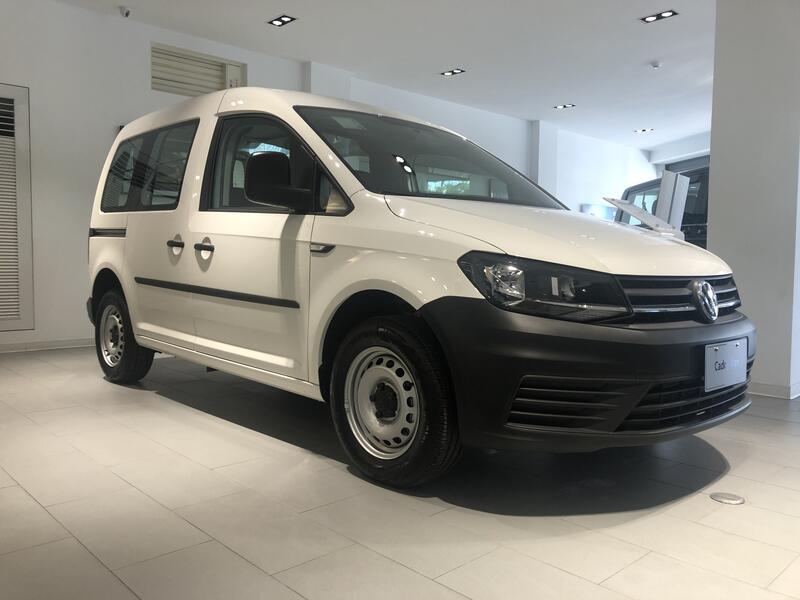 2020年掛牌  VW  CADDY    VAN   1.4 TSI    自排   貨車版