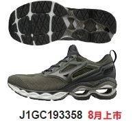 好鏢射射~~MIZUNO 美津濃WAVE CREATION WAVEK慢跑鞋J1GC193358 (5280)