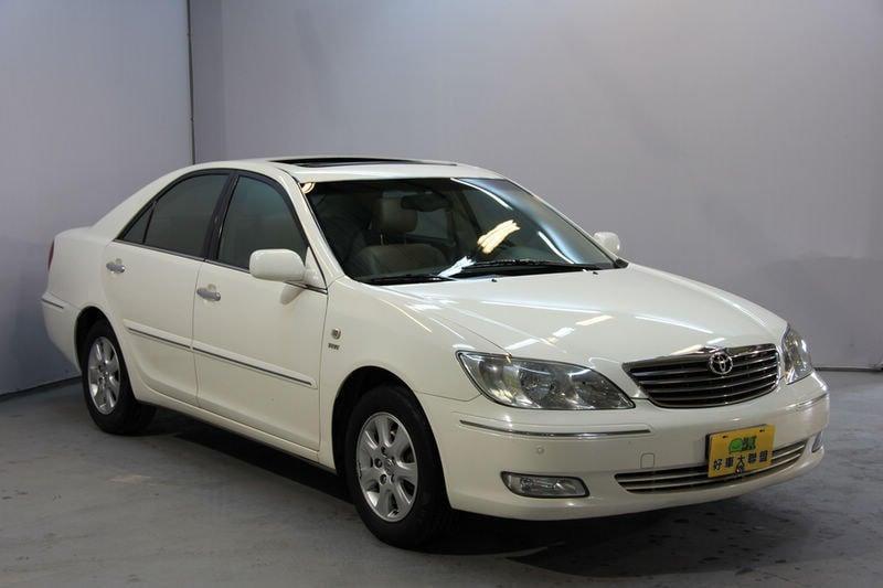 2002年 CAMRY 2.0 G版  冠美麗 一手美車 全額貸 認證車
