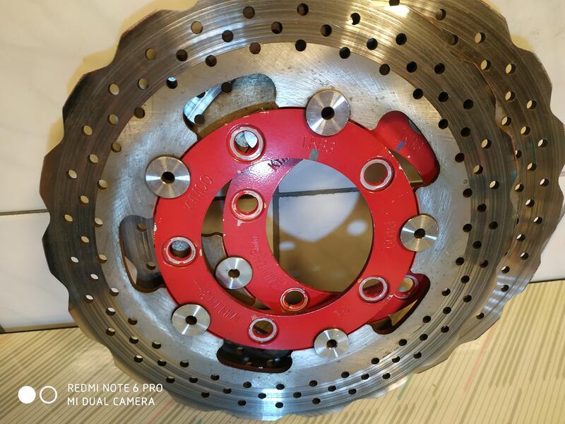 雷霆 240mm 200mm 前 浮動碟盤 後 煞車圓盤 碟盤 後煞車圓盤 光陽 公司