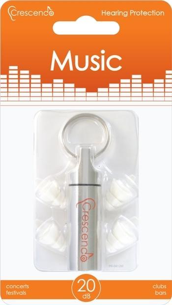 荷蘭製 Music 音樂濾音器 (荷蘭 Dynamic 公司的 Crescendo 品牌)