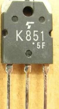 [二手拆機][含稅]原裝進口拆機 K851 2SK851 測好拆機發貨