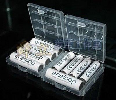 【手機研究所】3號AA電池盒 4號AAA電池 存儲盒 兩用電池收納盒 低自放電 充電電池 電池存放盒 閃光燈 三洋 EX
