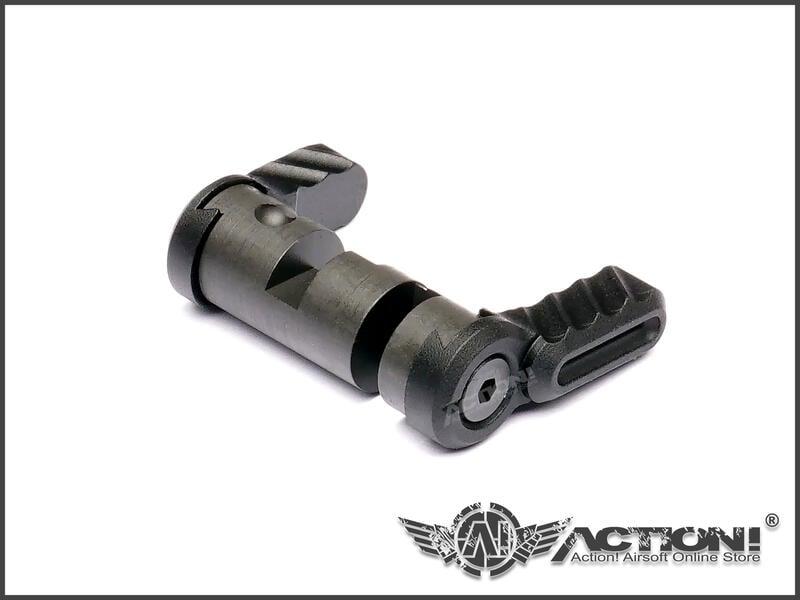 【Action!】現貨)SAMOON - 加大雙邊保險/選擇鈕(GHK M4 GBB專用)