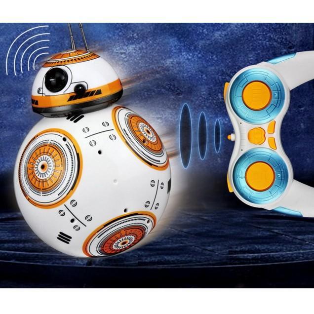 星球大戰BB8機器人玩具遙控兒童男女孩禮物高科技特技智能機器人
