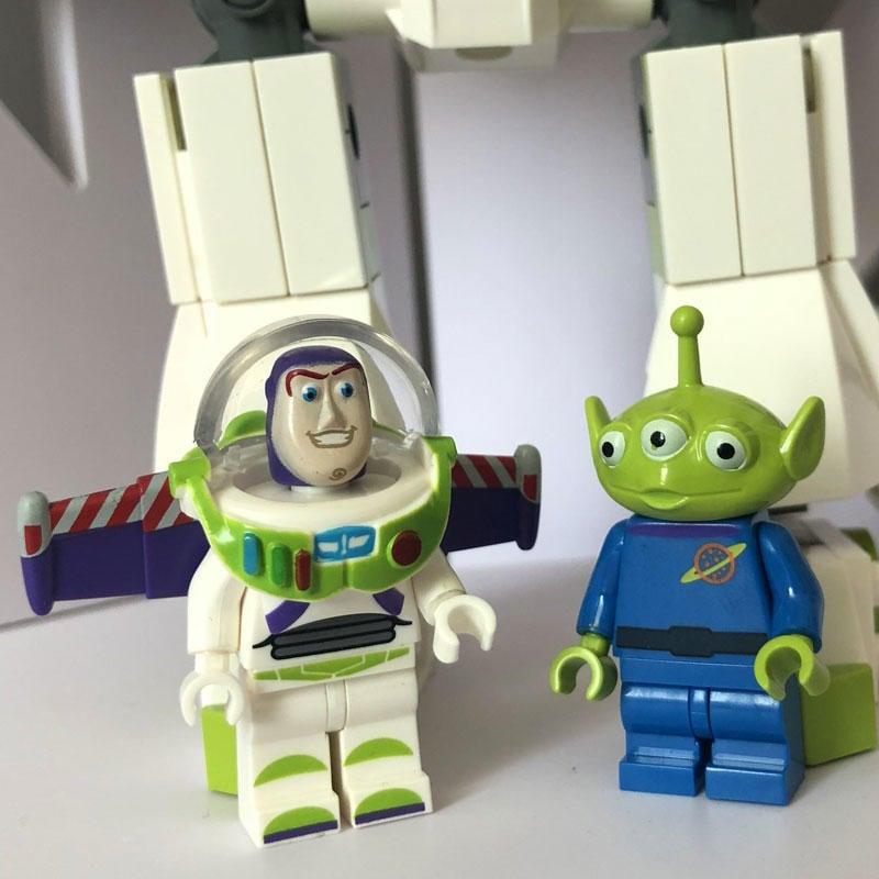 *樵夫遊樂園* SY941 (現貨)  玩具總動員 巴斯光年 機甲 非  LEGO
