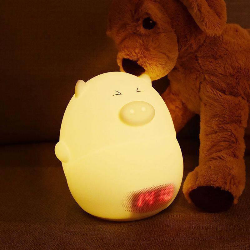 創意減壓禮物生日送女生閨蜜男朋友情浪漫實用女友同學可愛萌寵燈0710