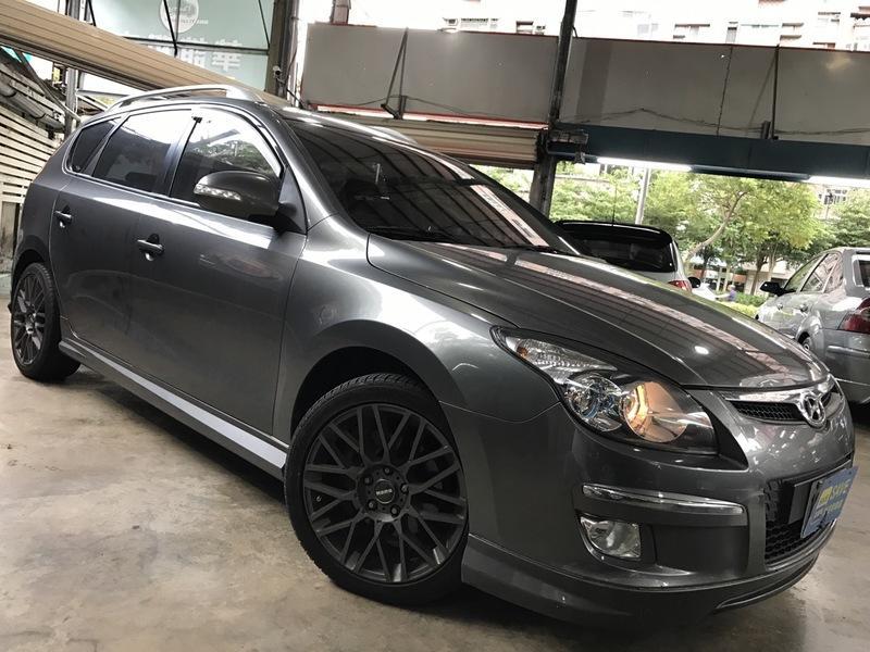 全額貸找錢HYUNDA現代 I30 CW 頂級旗艦型 柴油版 旅行車 非工程車1.6汽油