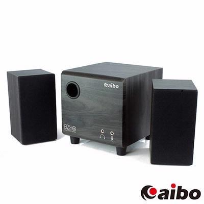 【469元】aibo S388 三件式 2.1聲道 木質USB多媒體喇叭