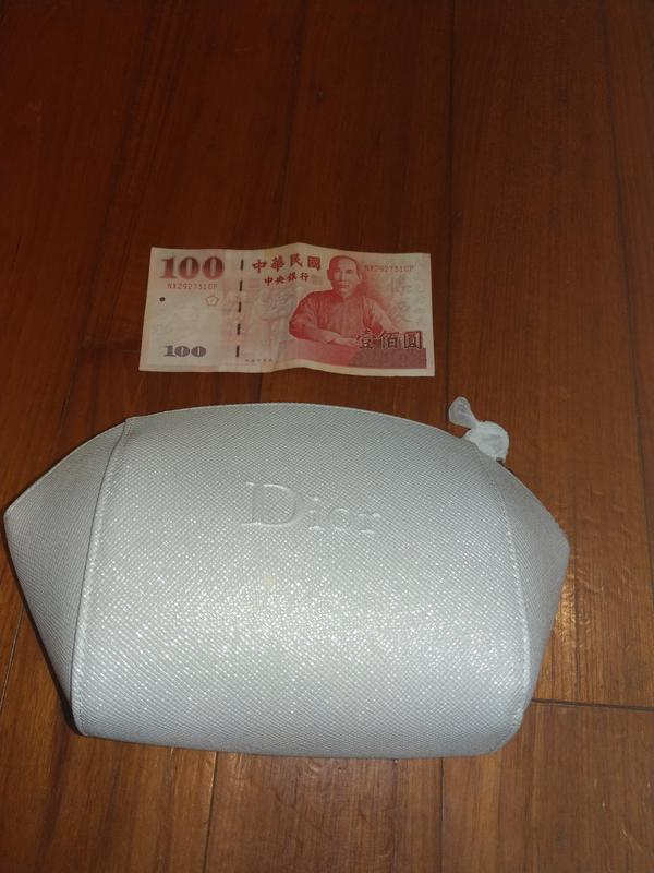 Dior 化壯包,零錢包