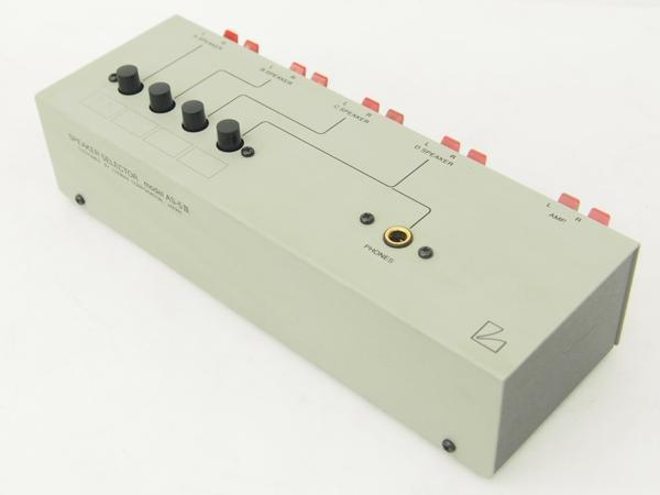 LUXMAN AS-5III 喇叭切換器 (JBL NS-6490 580 Control 5 N24AWII KEF)