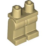 【LEGO 大補帖】米色 素色 腳部 腿部【73200/970c00/21322/10264/10255】ML-10
