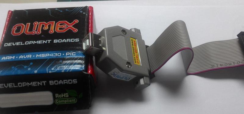 ARM-USB-TINY-H (ARM JTAG DEBUGGER)