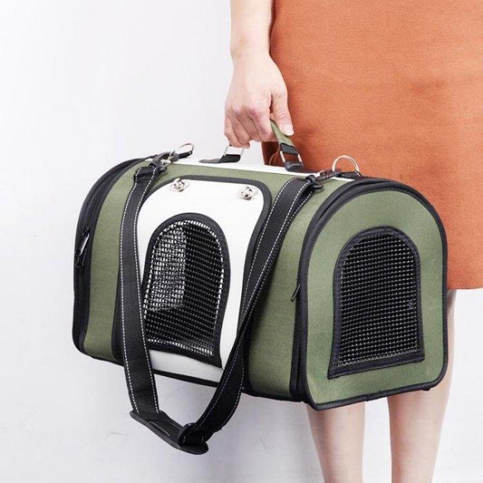 寵物包貓咪背包泰迪外出貓籠子狗狗包包貓貓包貓便攜籠袋子箱用品_
