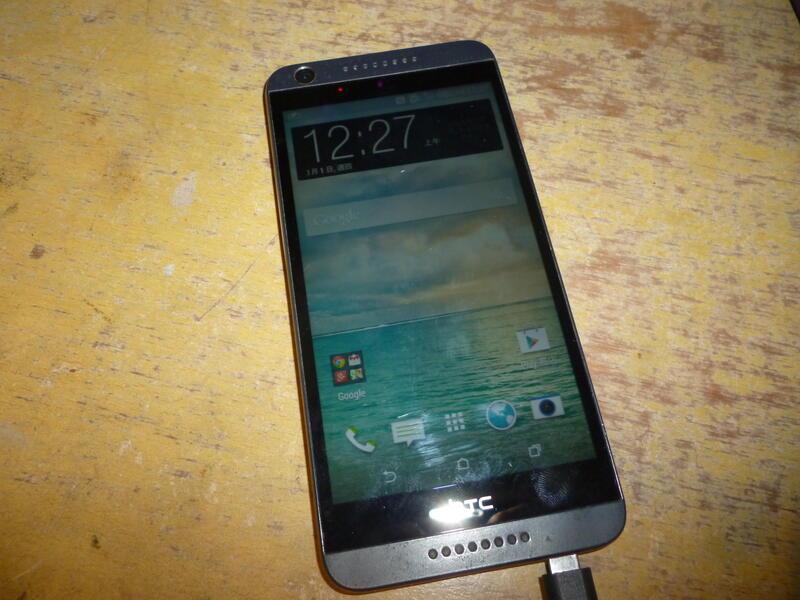 HTC-D626x-4G手機800元-功能正常
