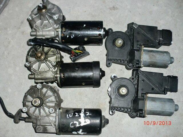 賓士 BENZ W201 W124 W140 C202 190E 200E C220 S320 雨刷 馬達 升降機馬達