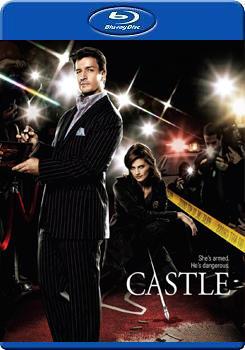 BD25G藍光影片:靈書妙探 第四季 (3碟裝):Castle Season 4:BD-15660