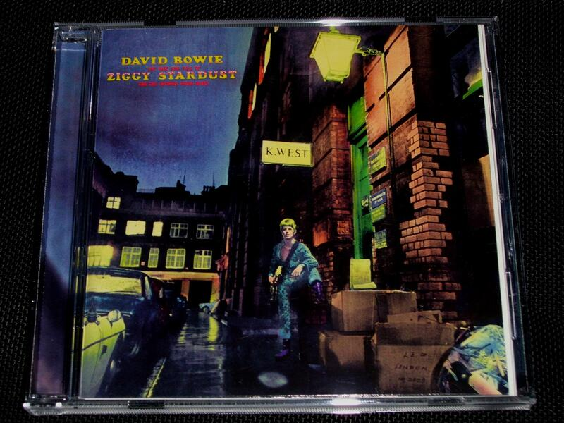David Bowie - The Rise and Fall of Ziggy Stardust / 進口歐版