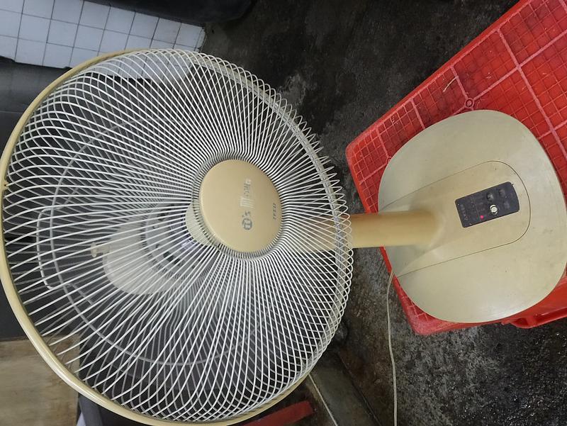 二手 東元 定時功能 16吋 14吋 電扇 電風扇 涼風扇 立扇