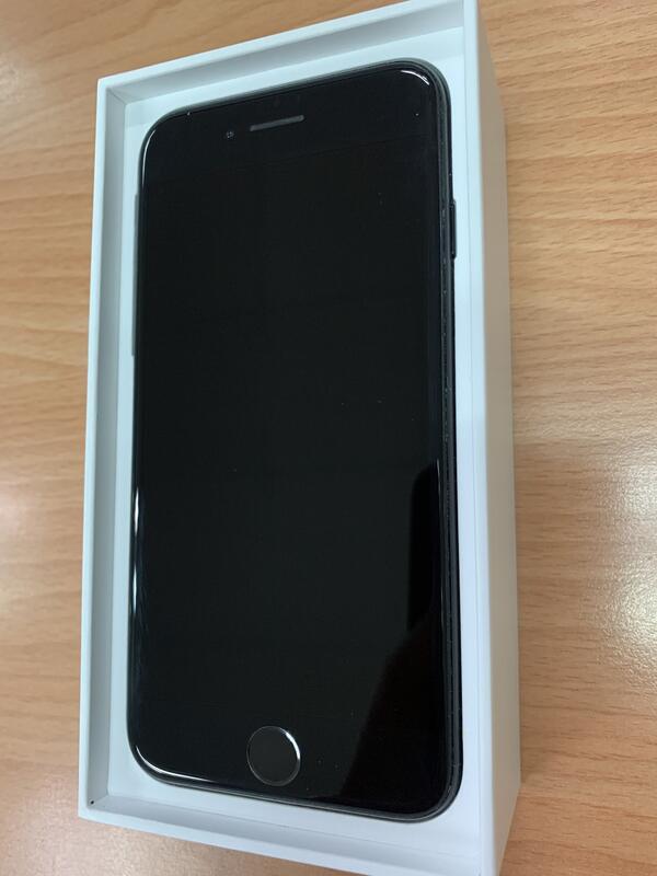(降價)機況優、電池已換 iPhone 7 iPhone7 128G 曜石黑 功能和機況都很良好