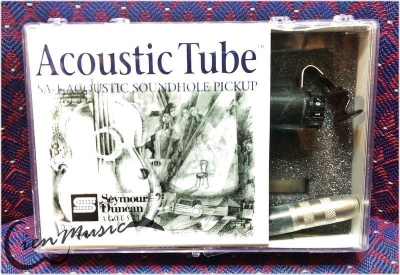 『立恩樂器』免運優惠 Seymour Duncan Acoustic Tube SA-1 木吉他 響孔 拾音器