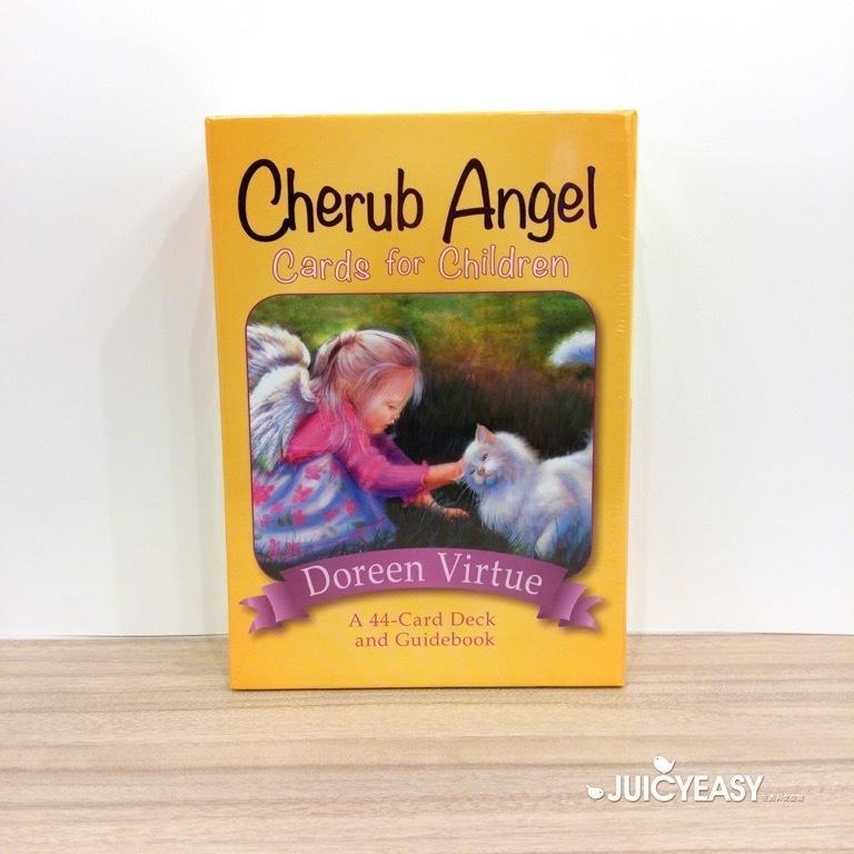 基路柏兒童天使卡 44 張卡 Cherub Angel Cards for Children