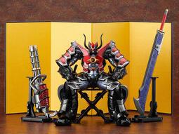 【高雄冠軍】21年4月預購 代理版 GSC HAGANE WORKS 魔神凱撒刃皇 魔陣套組 合金完成品 超商取付免訂金