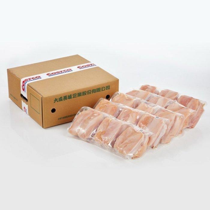 美兒小舖COSTCO好市多線上代購~大成 冷凍雞清胸肉/雞胸肉(2.7kgx5包)