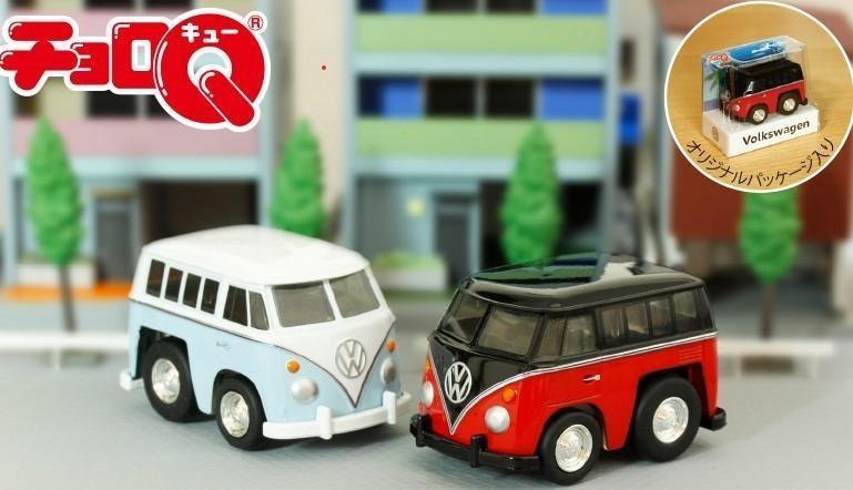 TAKARA CHORO Q Volkswagen VW T2 限定 非賣品