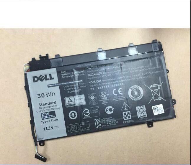 原裝 DELL戴爾 Latitude 7000 Latitude 13 7350 271J9 電池