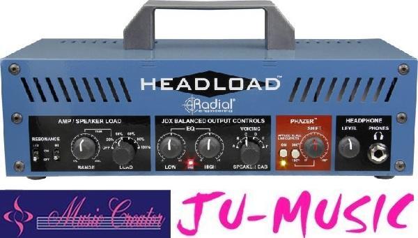 造韻樂器音響- JU-MUSIC - Radial Headload V16 Amp Load 『公司貨,免運費』