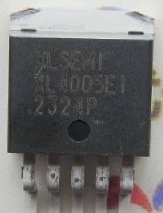 [二手拆機][含稅]貼片 XL4005E1 32V/5A/300KHZ 降壓IC DC-DC TO263