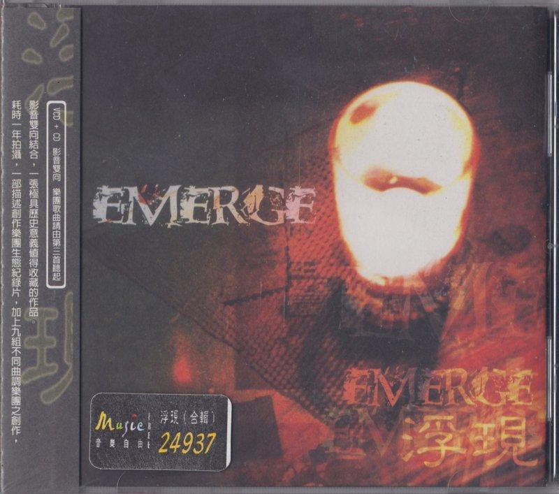 ♫~Music Free ~♫浮現~VCD+CD